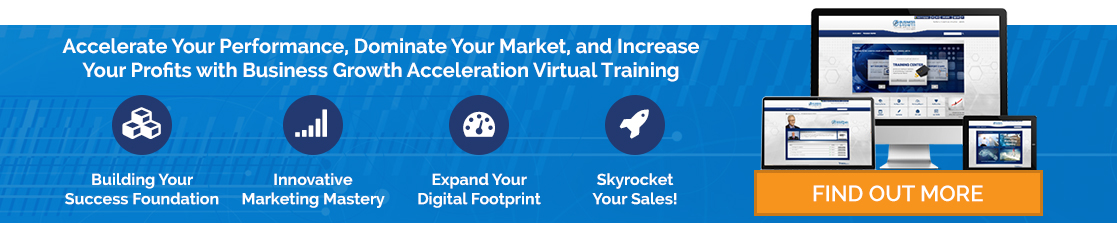 Ford's Business Growth Acceleration Virtual Training program