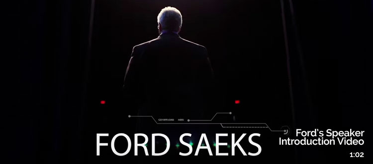 Ford Saeks Intro Video