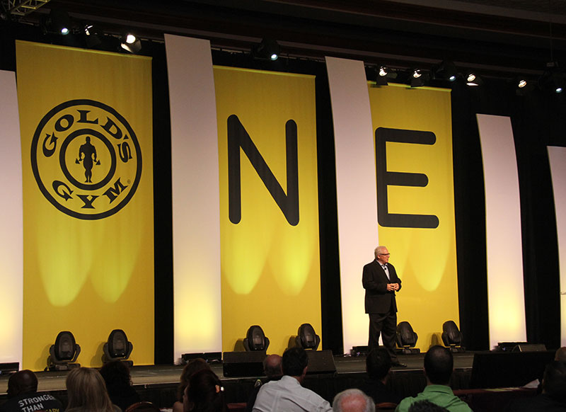Franchise speaker national convention