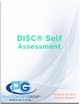 DISC Self Assessment