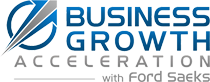 business growth acceleration logo