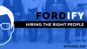 Episode 9 Fordify Ford Saeks