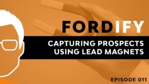 Capturing Prospects using lead magnets
