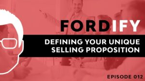 Defining your unique selling proposition USP