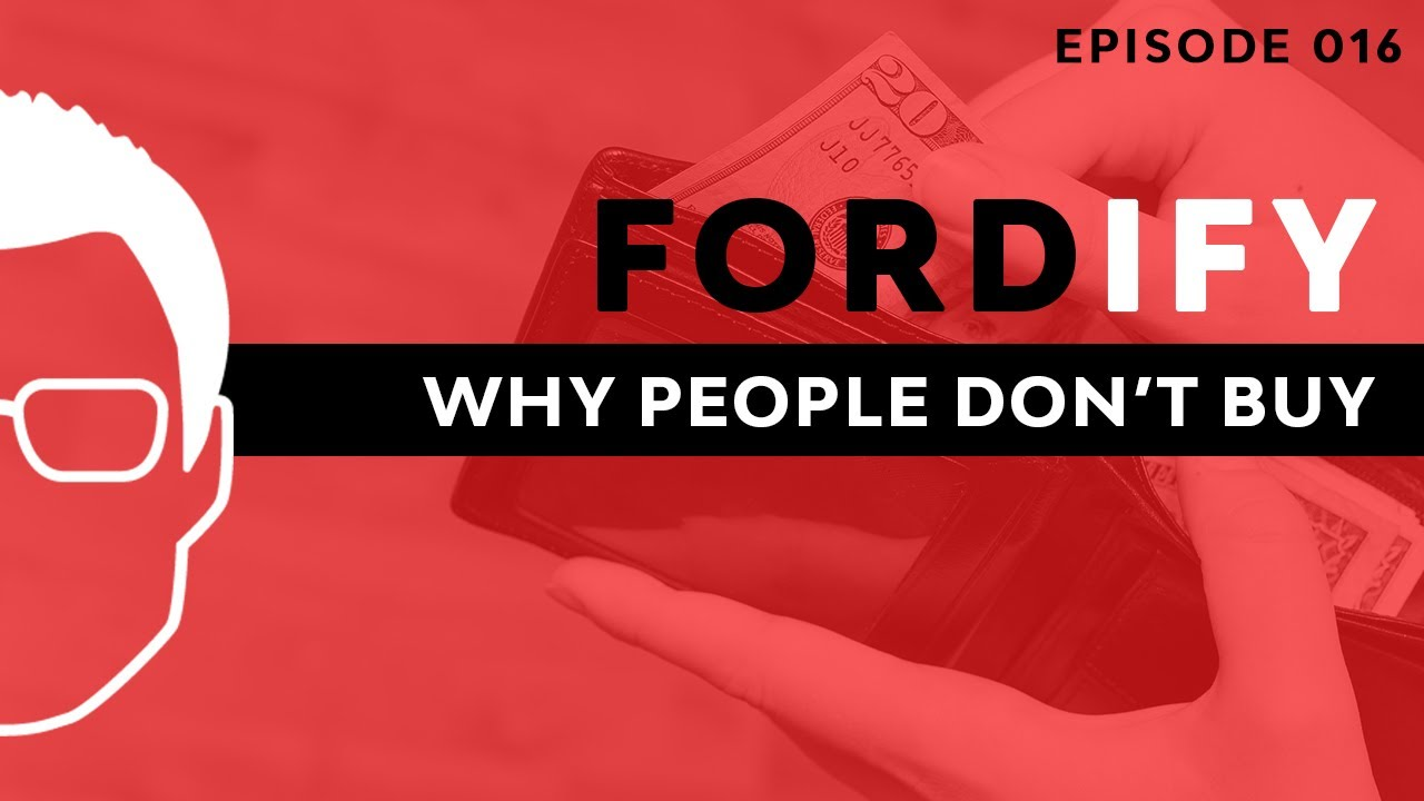 why people don't buy fordify ford saeks