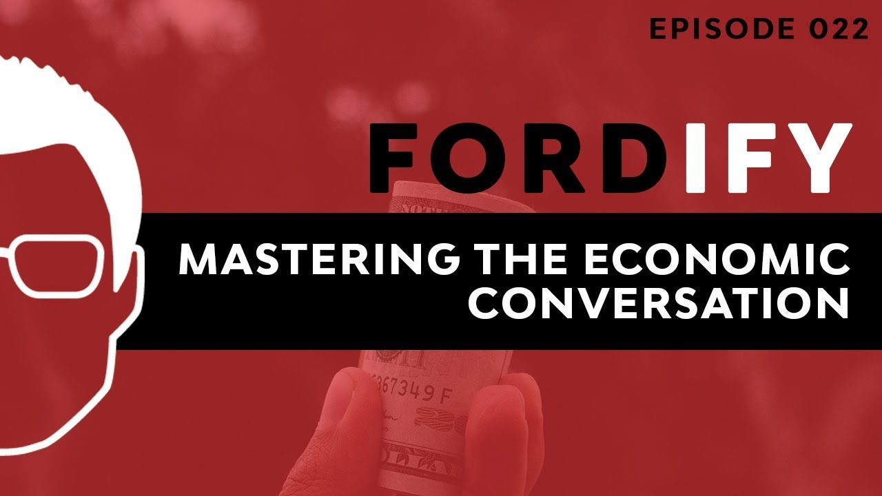 mastering the economic conversation ford saeks fordify